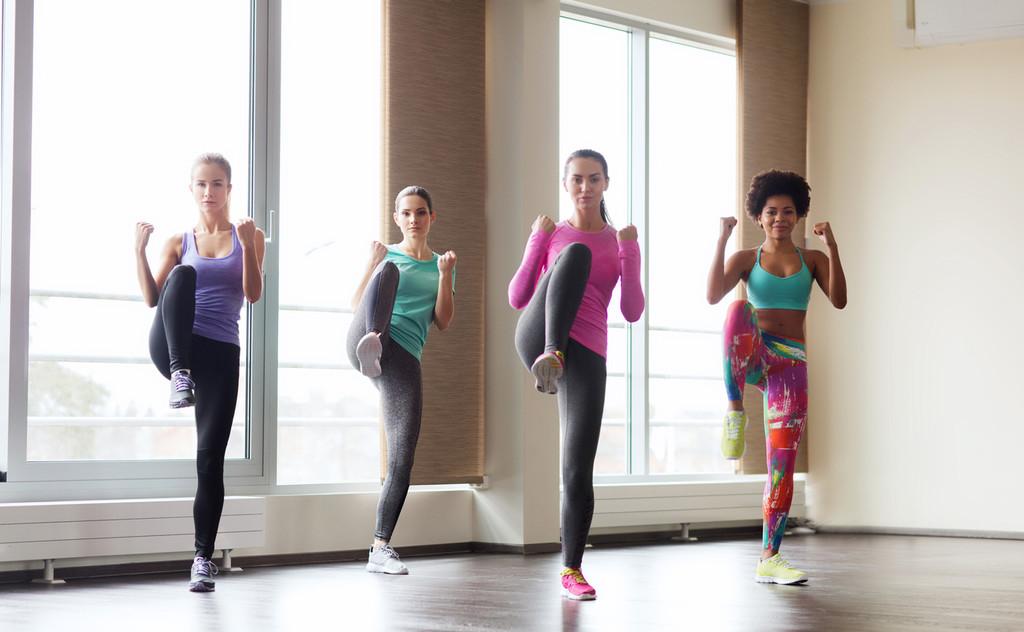Una clase colectiva de danza fitness podría haber sido uno de los brotes importantes de COVID-19 en Corea del Sur