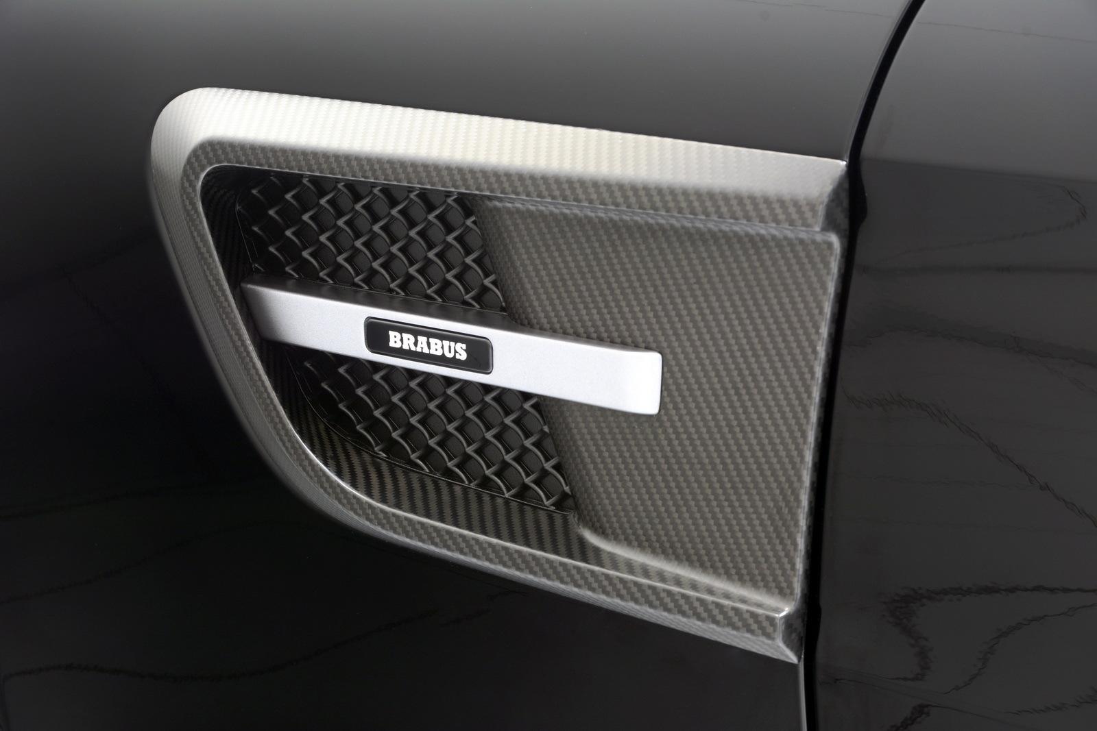 Foto de Brabus Mercedes-AMG GT S (24/38)