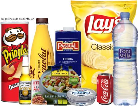 Comparativa Precios Gasolinera Supermercado