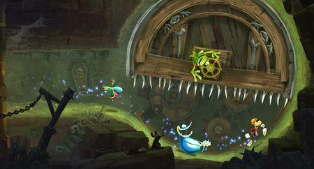 El nuevo tráiler de 'Rayman Legends' nos recuerda que su demo ya está en Nintendo eShop