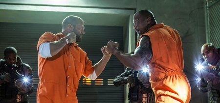 'Fast And Furious' tendrá spin-off protagonizado por Dwayne Johnson y Jason Statham