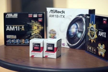 AMD formaliza la plataforma AM1 con APUs Athlon y Sempron: Kabini a escritorio