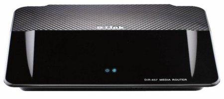 DIR-857, el nuevo router WiFi-N de D-Link que alcanza los 900 Mbps