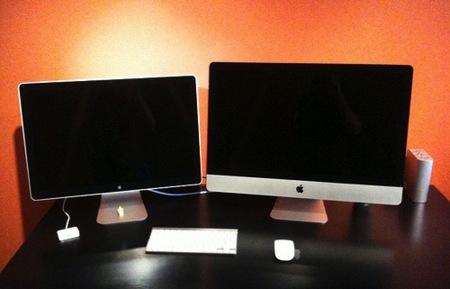 Apple publica una guía sobre cómo usar el iMac de 27 pulgadas como una pantalla externa
