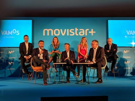 Movistar estrena #Vamos, su nuevo canal de actualidad deportiva