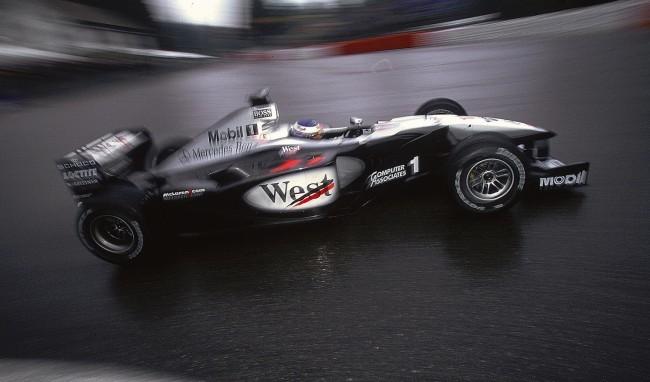 McLaren F1 Mika Hakkinen