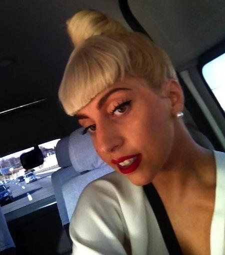 Lady Gaga quiere ser madre... ¿Y qué le parecerá al hombre-lobo?