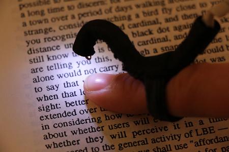 Las Personas Invidentes Ya Podrán Leer Texto Que No Está En