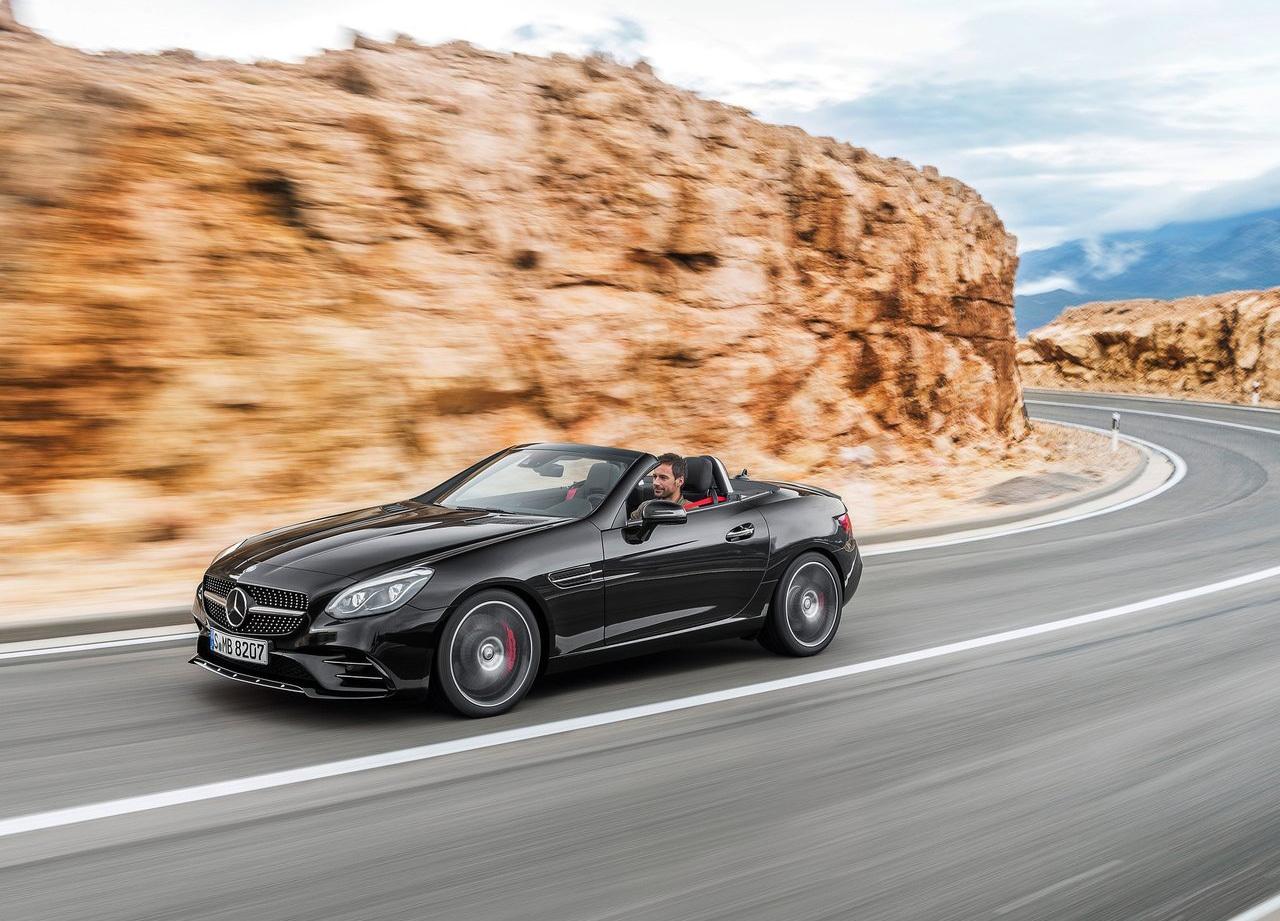 Foto de Mercedes-Benz SLC 43 AMG (9/14)
