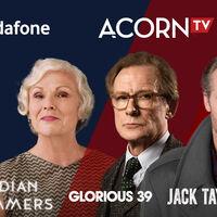 Vodafone TV añade a su oferta Acorn TV, el servicio de streaming de AMC Networks, por 3,99 euros al mes