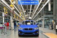 BMW Serie 1 llega a dos millones de unidades producidas