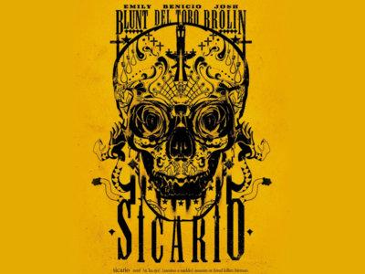 'Sicario', enérgica calma