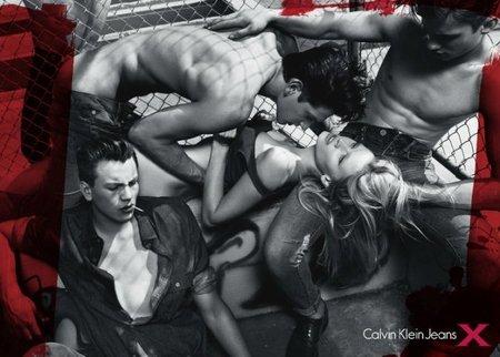 Calvin Klein Jeans X, Otoño-Invierno 2010/2011