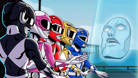 Revelan Power Rangers: Mega Battle y no luce nada mal