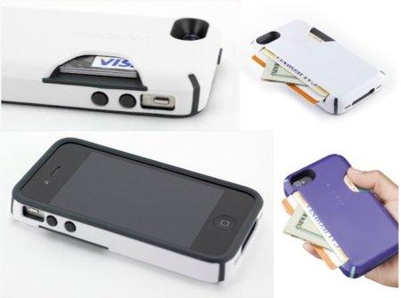 Funda para el iPhone y para tus tarjetas de crédito