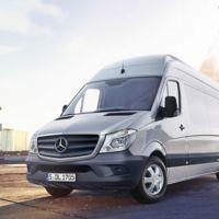 Mercedes-Benz coge ventaja a Tesla en la carrera de las furgonetas eléctricas