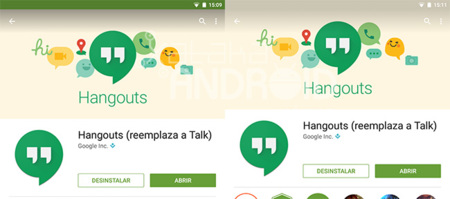 Google Play Imagen Portada Completa