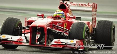 """Felipe Massa: """"si terminamos en el podio en Australia, estaría muy bien"""""""