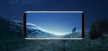 Pantalla Infinita en Samsung