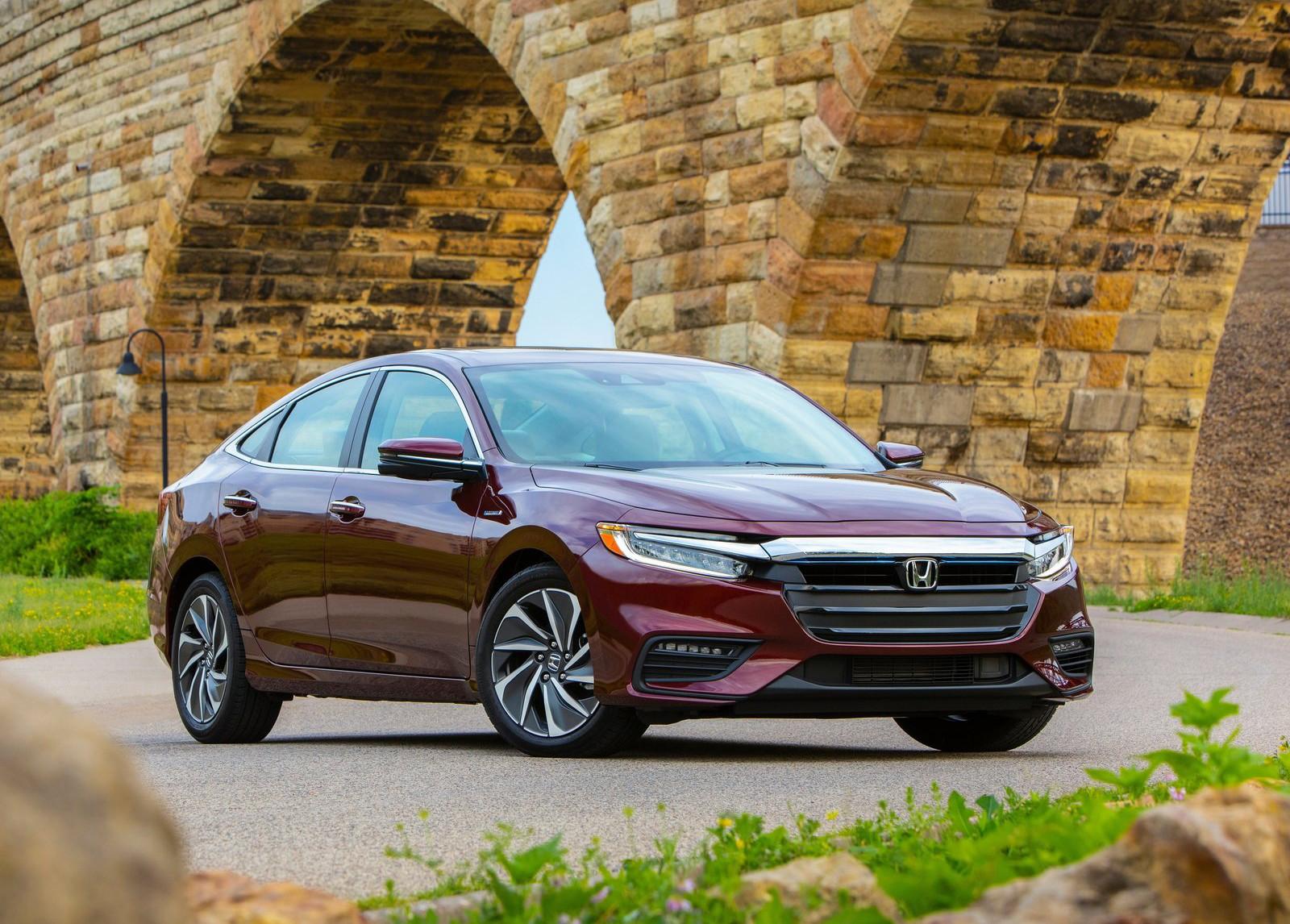 Foto de Honda Insight (3/29)