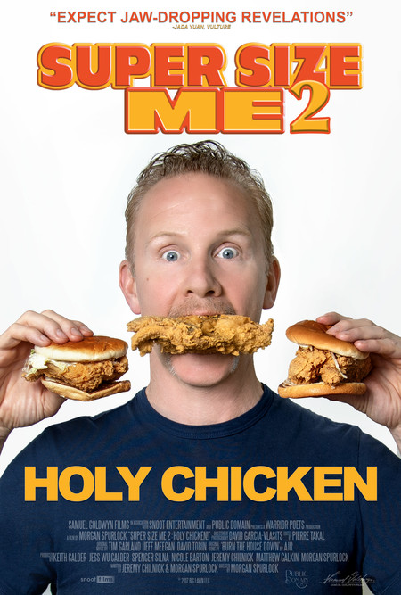 "Llega el documental Super Size Me 2 a desmitificar lo ""saludable"" del pollo (frito)"