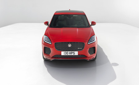 Jaguar E-PACE frontal