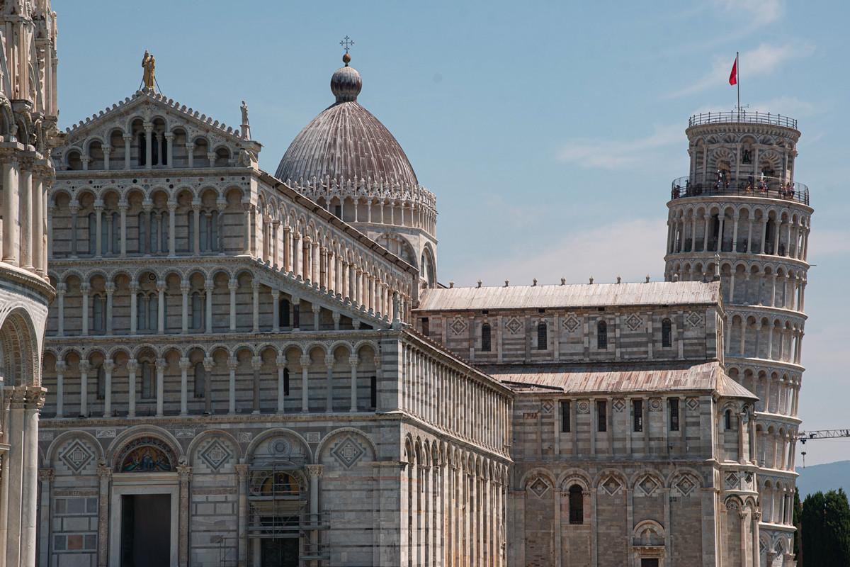El secreto para que la Torre de Pisa no se caiga a pesar de los terremotos