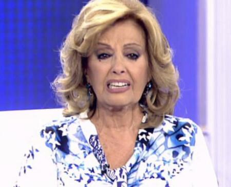 María Teresa Campos desvela entre lágrimas el último Whatsapp de Edmundo Arrocet, y Bertín Osborne se queda de piedra