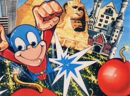 Retroanálisis de Bomb Jack, el primer bombazo de Tecmo en la década de los 80