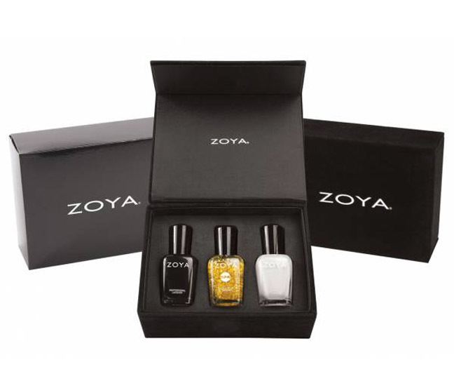 Set Gilty Pleasures Zoya Nail Polish