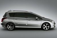 Peugeot 308 SW Prologue, el avance de lo que será la versión familiar del Peugeot 308