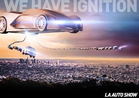 El Salón de Los Ángeles 2013 calienta motores