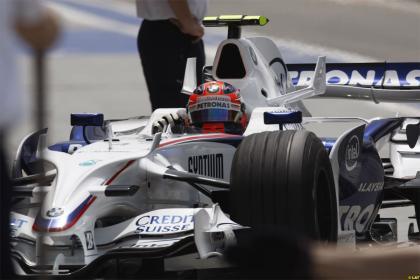 BMW puede estar a punto de renovar a Kubica