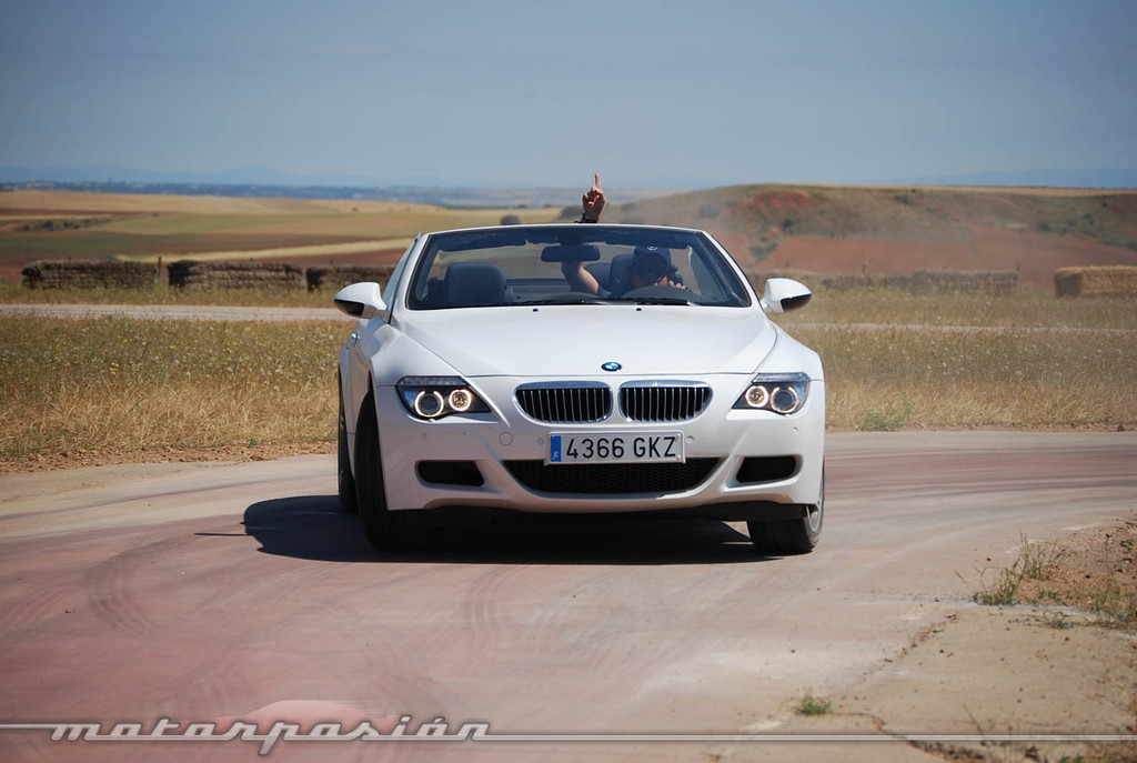 Foto de BMW M6 Cabrio (prueba) (16/68)