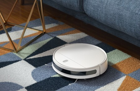 Mi Robot Vacuum G1, el 'Roomba low cost' de Xiaomi con WiFi que también friega, por menos de 100 euros con este cupón de descuento