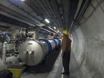 Por qué el LHC no ha devorado todavía la Tierra