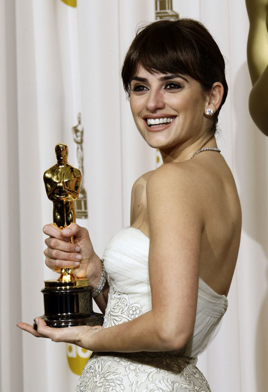 Foto de Penélope Cruz gana el Oscar (3/8)