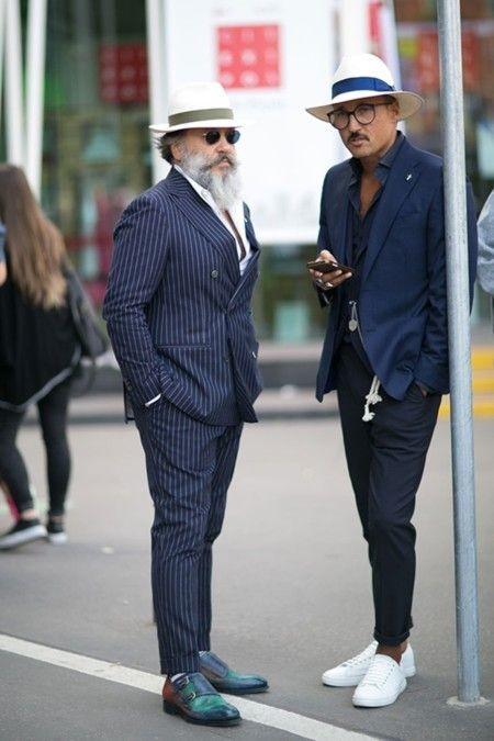 El Mejor Street Style De La Semana Las Fedoras Se Apoderan De Los Looks De Verano 10