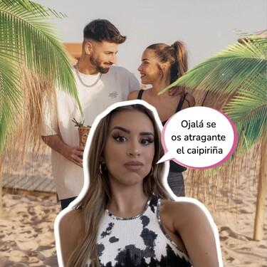 Isaac y Lucía hicieron travesuras con Marina delante: el debate de las tentaciones destapa la infidelidad de Lobo