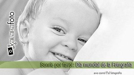 Sonríe por favor: Día mundial de la Fotografía