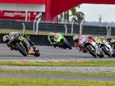 Los rookies del Monster Yamaha Tech 3 se destapan en Argentina
