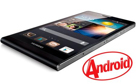 Huawei Ascend P6 recibirá a nivel mundial KitKat en junio