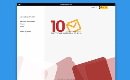 Cómo seguir en directo por Internet el escrutinio y los resultados de las elecciones generales del 10N