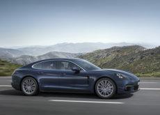 Porsche Panamera 2017, el adiós a la era analógica