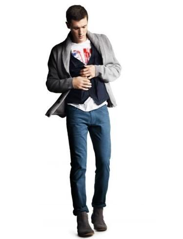 Catálogo H&M, colección Primavera-Verano 2010: lookbook completo con Tyler Riggs