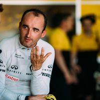 Robert Kubica estará en los test de Hungría a manos de un Renault actual