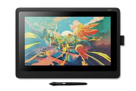 Wacom Cintiq 16HD: una tableta gráfica versátil y económica
