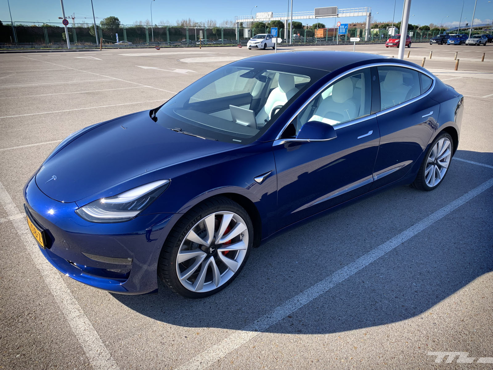 Foto de Tesla Model 3 Performance (prueba) (35/54)
