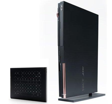 Acer prepara una importante renovación en su familia Revo, directa al salón