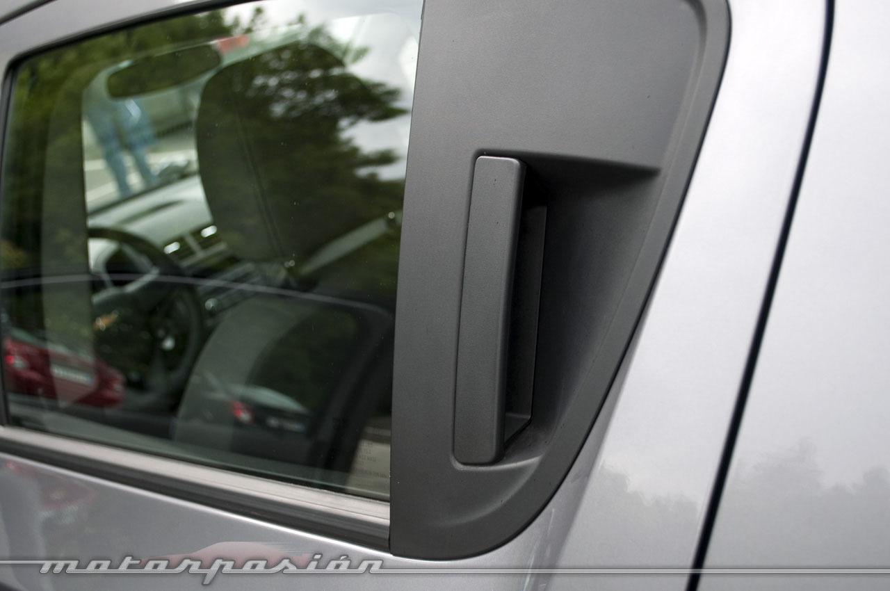Foto de Chevrolet Aveo (presentación) (20/26)